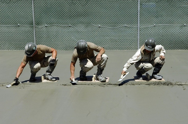 Odwodnienia – dlaczego betonowe?