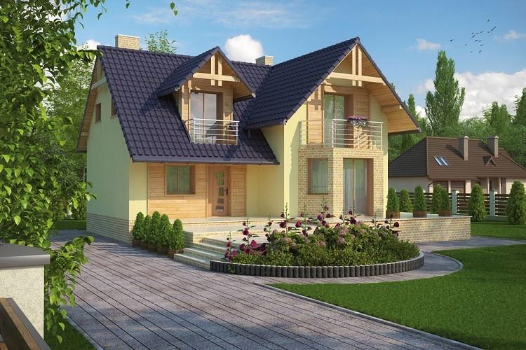 Architekt radzi – dach dwuspadowy czy wielospadowy w projekcie domu jednorodzinnego
