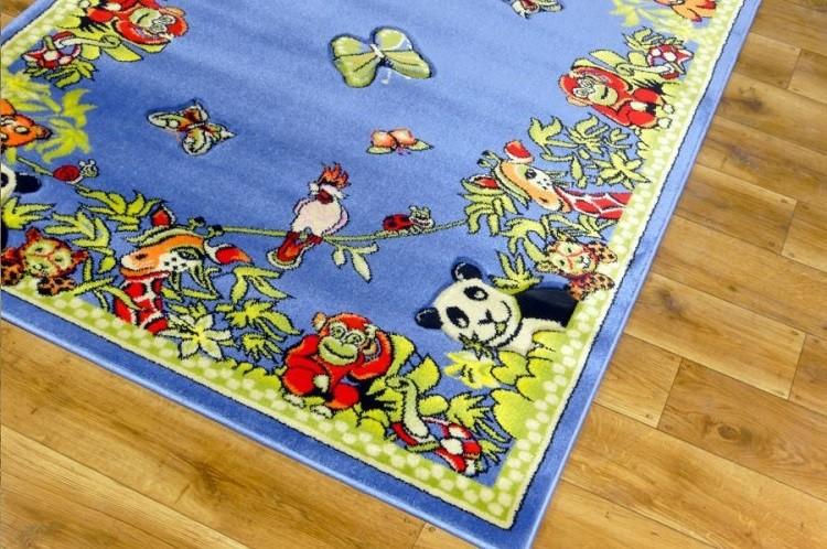 Dywany dla dzieci - jak przeistoczyć pokój w baśniową krainę