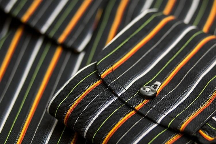 Koszule męskie, które optycznie wyszczuplają sylwetkę