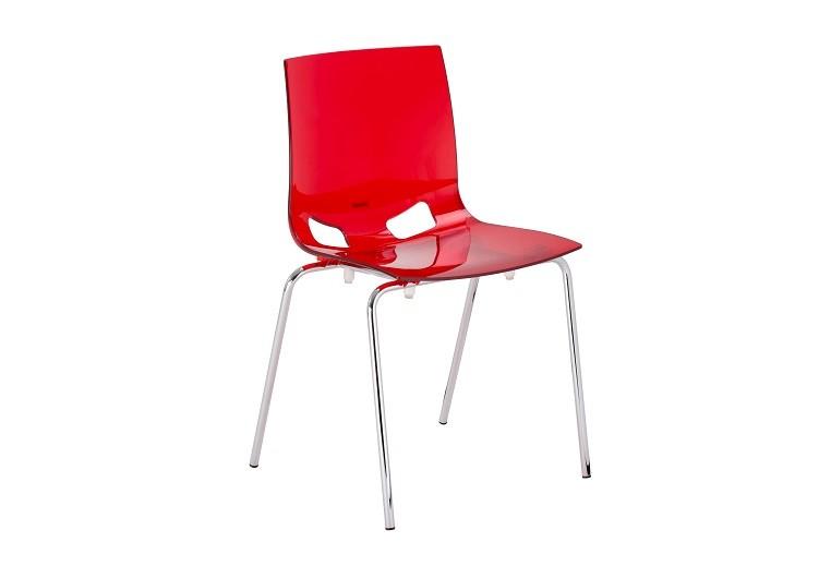 Krzesła z plastiku – ostatni hit do kuchni i jadalni!