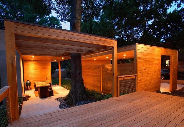 Top 3 drewniane akcesoria do ogrodu na lato 2018