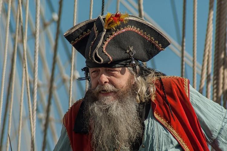 Rum Captain Morgan, czyli historia angielskiego pirata