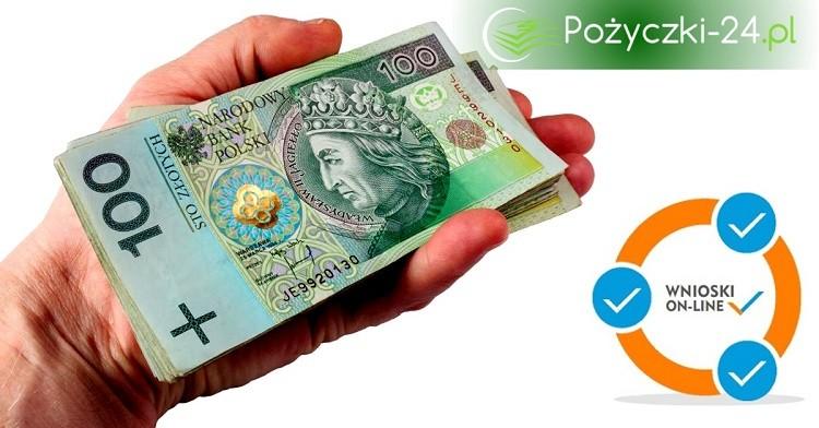 Łatwe pożyczanie pieniędzy przez internet