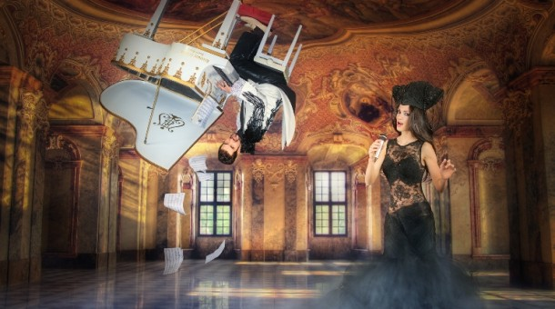 Spektakularna iluzja na Twoich oczach! Dlaczego lubimy chodzić na pokazy magii?