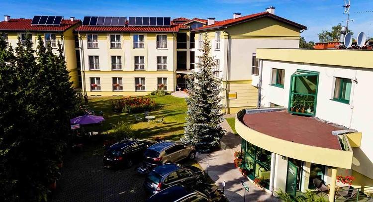 Hotele w pobliżu Bydgoszczy