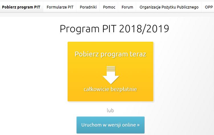 PIT za 2018 - nowe zmiany w rozliczeniu