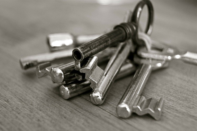 Otwieranie zamków przydatną umiejętnością