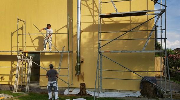 Rusztowanie podstawą bezpiecznej pracy na wysokościach