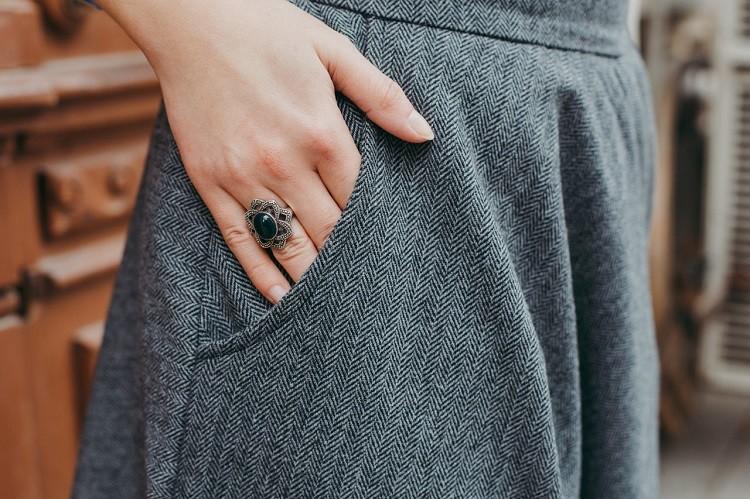 Wyjątkowa stylizacja - eleganckie spodnie na wiele okazji