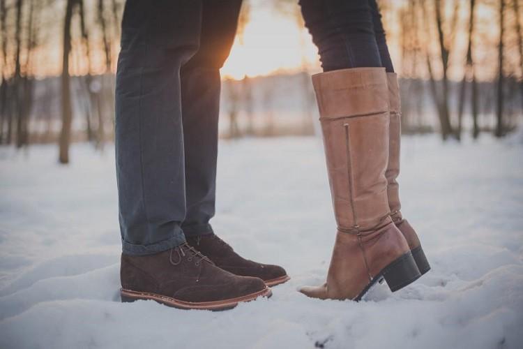 Modne buty na zimę
