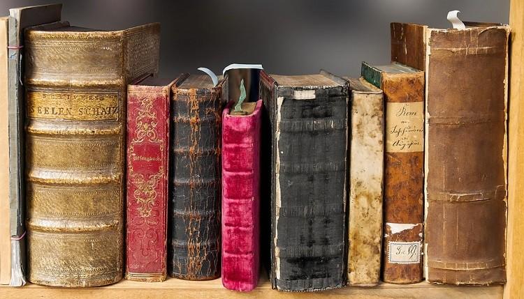 Antykwariat – miejsce, gdzie książki dostają drugie życie
