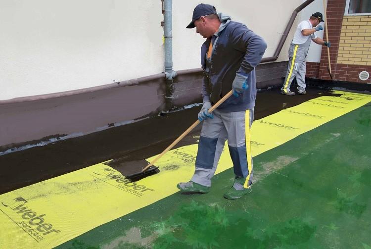 Hydroizolacja budynku czyli zadbaj o dom