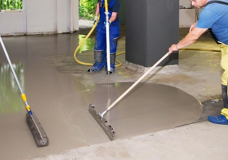 Jak stosować betonowy podkład dla posadzek żywicznych