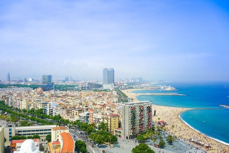 Najpiękniejsze plaże w Hiszpanii