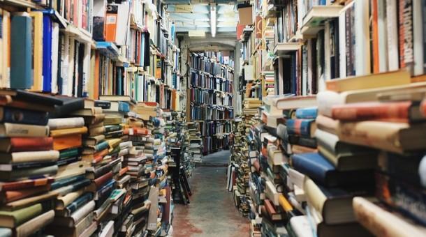 Kochasz książki? Zajrzyj do antykwariatu!