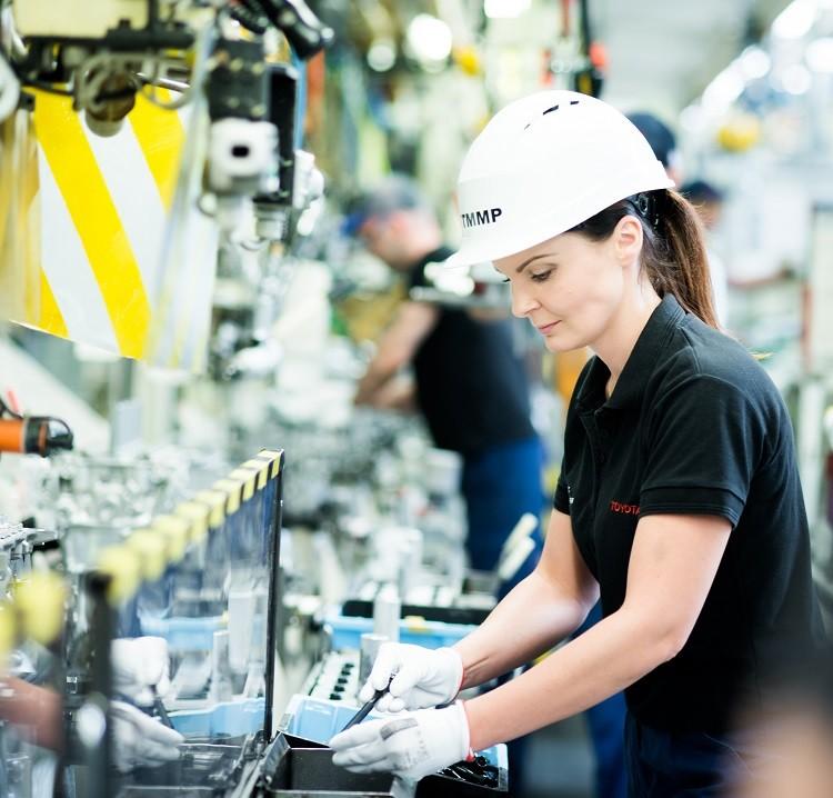 Jelczańska Toyota rośnie – zatrudniono już 250 osób, a w tym roku rusza…