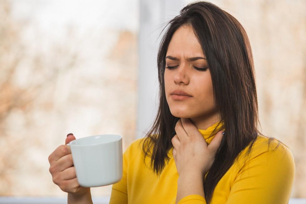 Co robić, gdy ból gardła jest nawracający lub przewlekły?