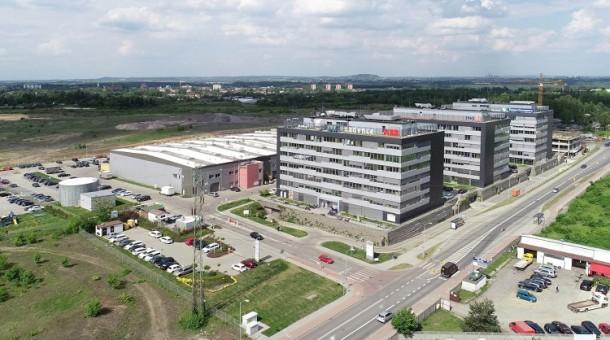 GPP BUSINESS PARK –  inwestycja zrealizowana przez SPEC BAU POLSKA