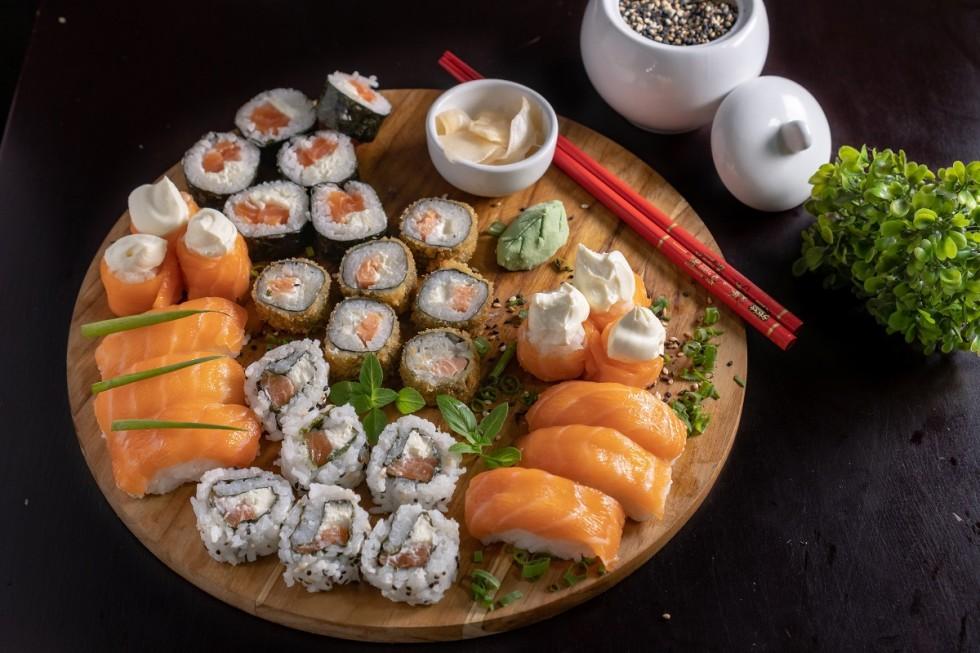 Jak przygotować pyszne sushi?