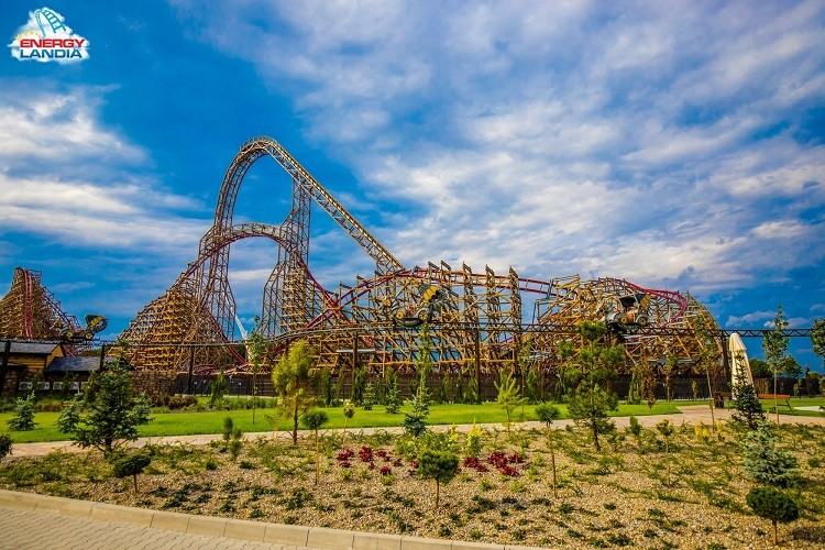 Poznaj drewniane nowości w Energylandii!