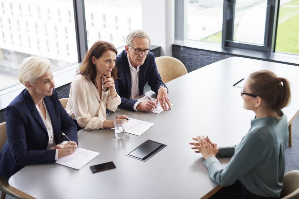 Rozmowa o pracę – przygotuj się na to spotkanie