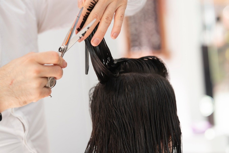 Projekt salonu fryzjerskiego - jak to zrobić z głową