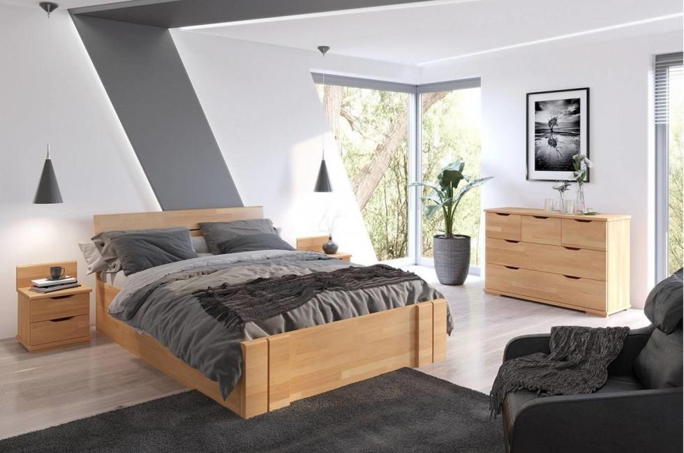 Visby – nowoczesne meble do sypialni
