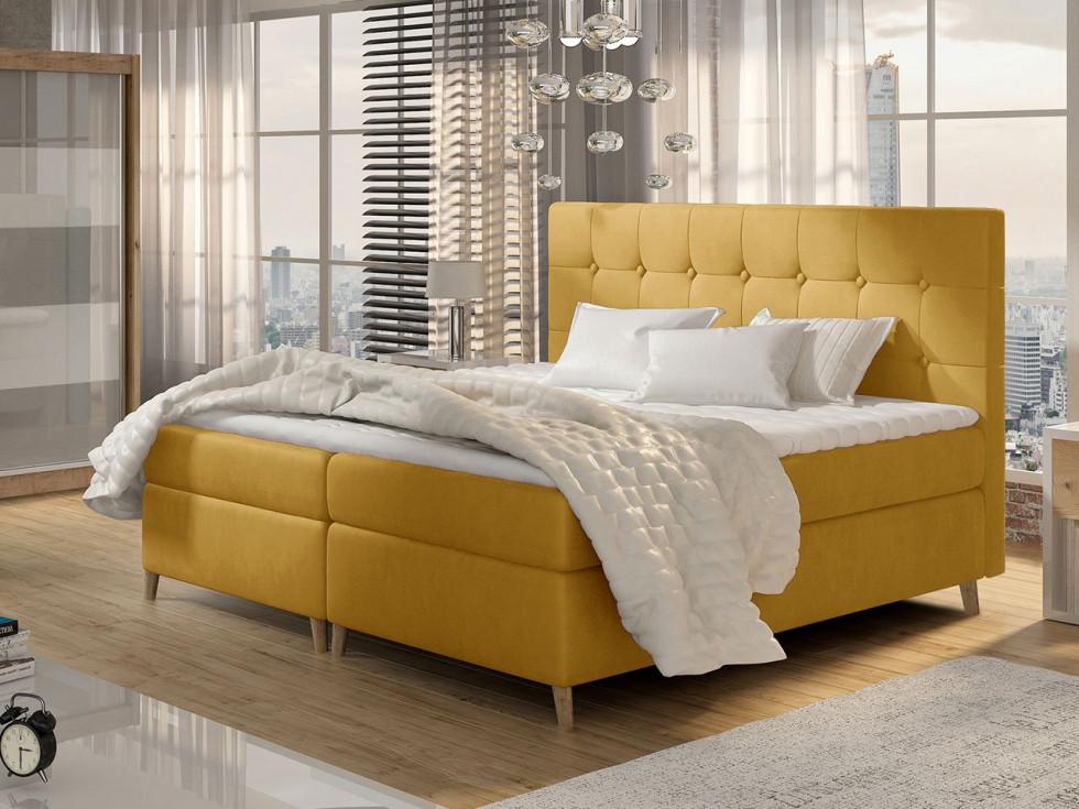 Hotelowe łóżko w Twoim domu, czyli łóżko kontynentalne. Zobacz, co musisz…