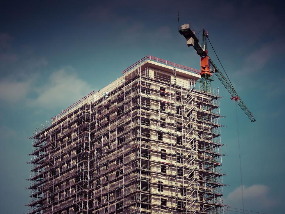 Rodzaje rusztowań - jakie wybrać na budowę?