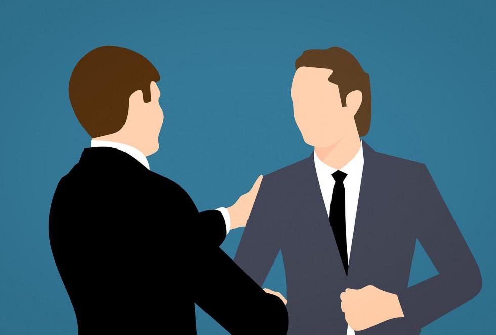 5 błędów kandydatów w czasie rozmowy kwalifikacyjnej