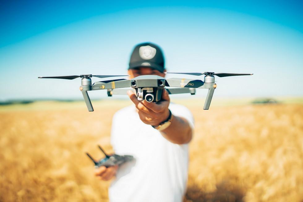 Do czego wykorzystuje się drony w rolnictwie?