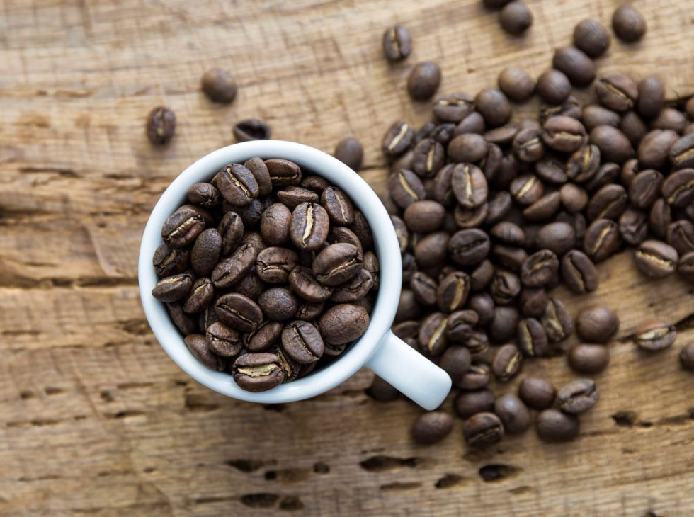 Zioła zamiast kawy