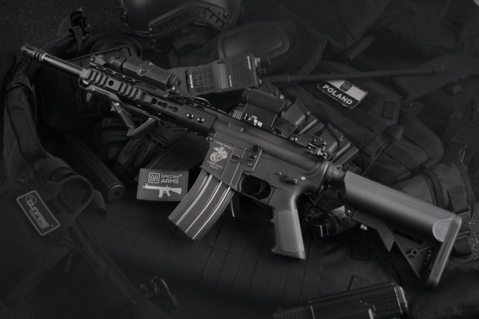 Jak przechowywać broń w domu