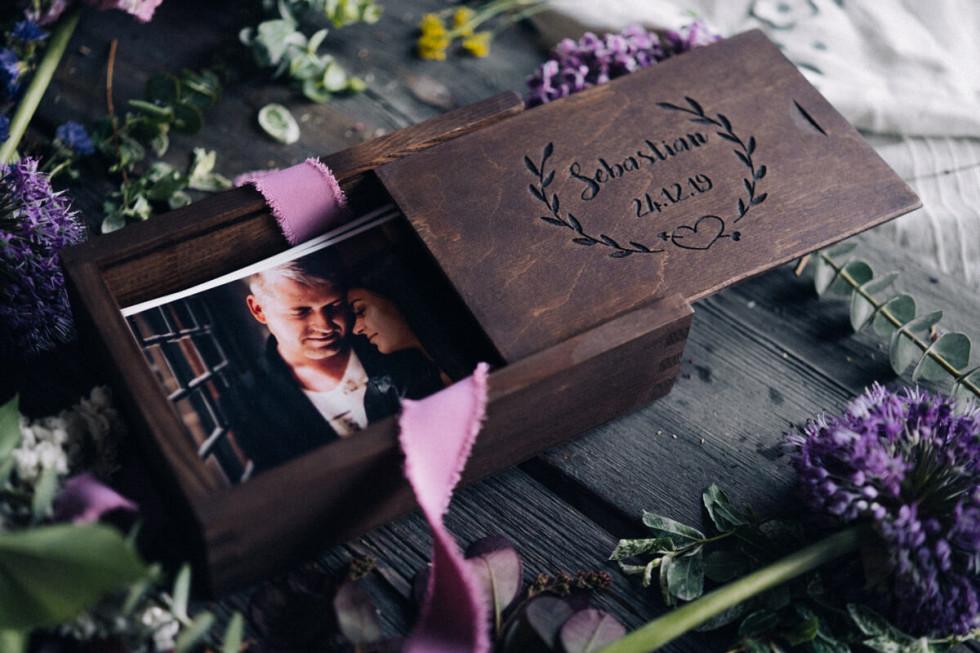 Drewniane pudełka - piękny sposób na przechowywanie wspomnień
