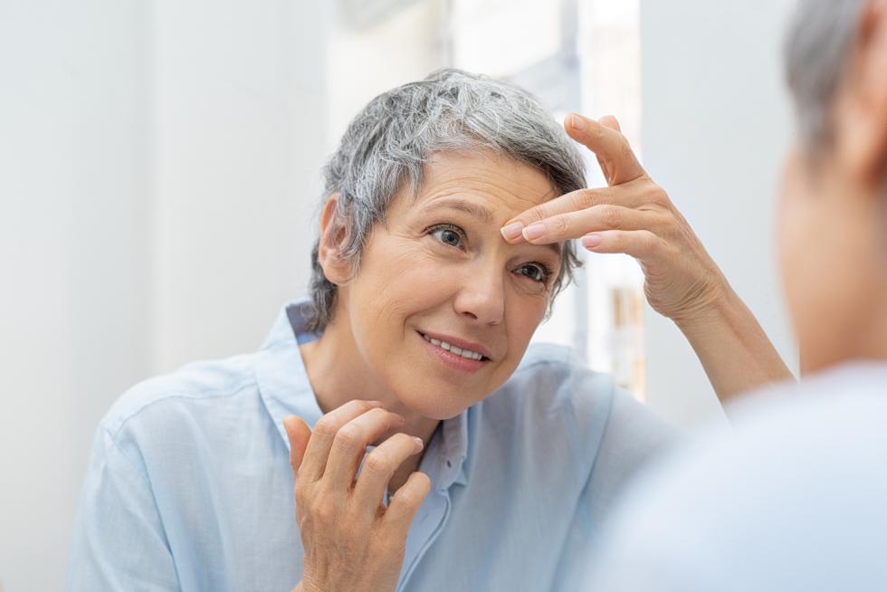 Objawy menopauzy. Które są najbardziej uciążliwe?