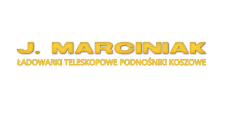 Podnośniki koszowe - J. Marciniak