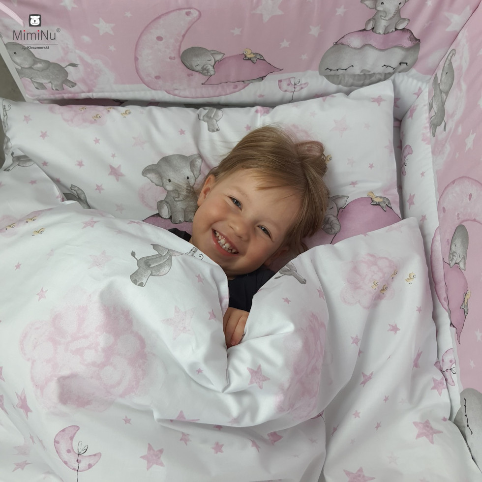 Pościel do łóżeczka dziecięcego 135x100 – dlaczego warto zainwestować…