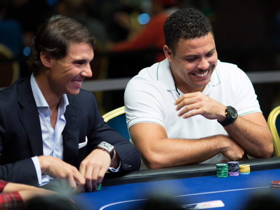Poker - ulubiona gra sportowców na emeryturze