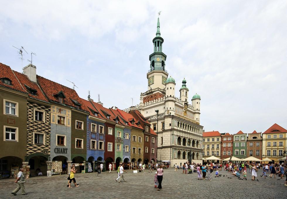 Jakimi wydarzeniami żyje Poznań?