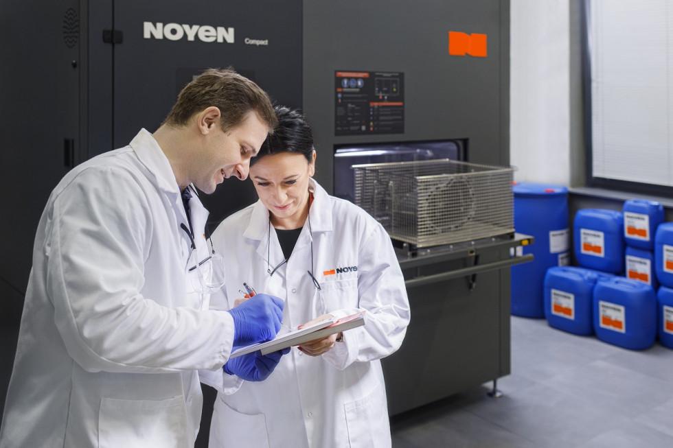 Nowoczesne urządzenia myjące wspierają wydajność procesów produkcyjnych