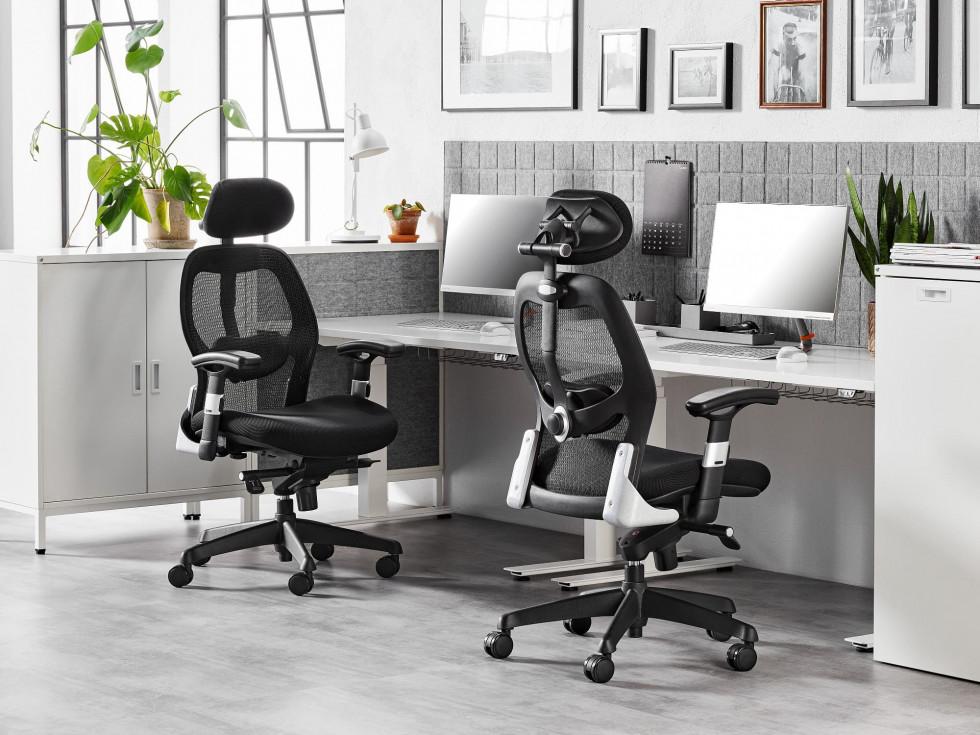 Jakie korzyści daje ergonomiczne wyposażenie biura